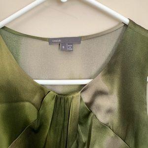 Vince Dresses - Vince▪️Marled Silk Dress. Sz S